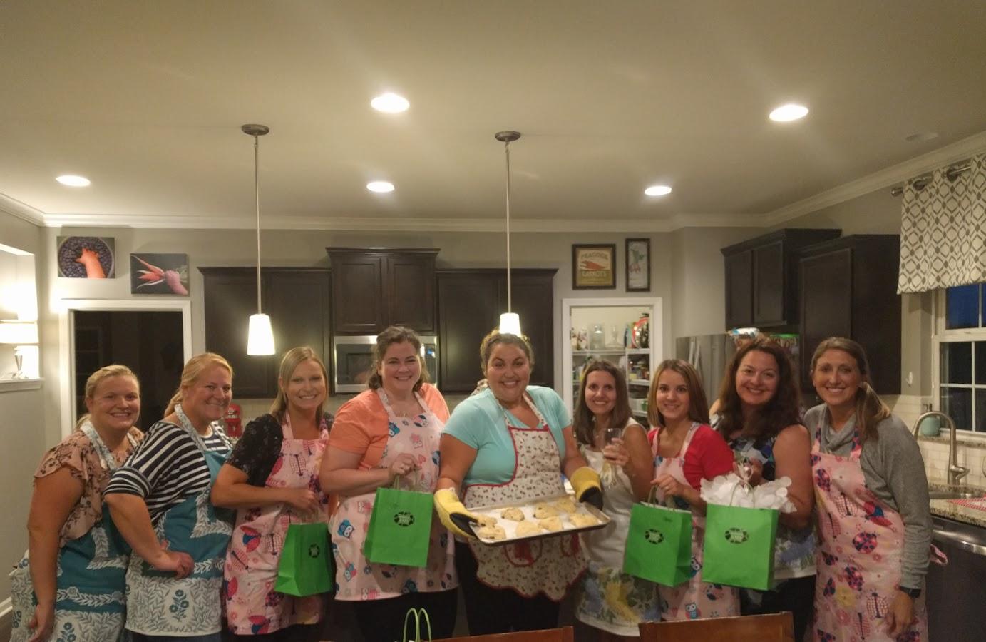 Bake and Sip | thegreengiraffeeats.com